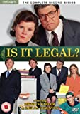 Is It Legal? - The Complete Second Series [1996] [DVD]