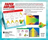Paper Airplane Fold-a-Day 2017 Day-to-Day Calendar