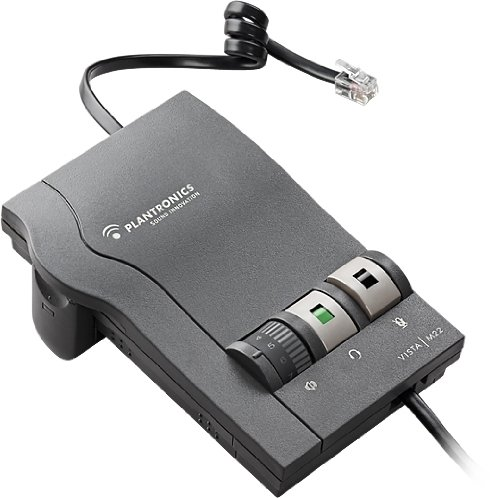 Plantronics M12 Vista Headset Amplifier
