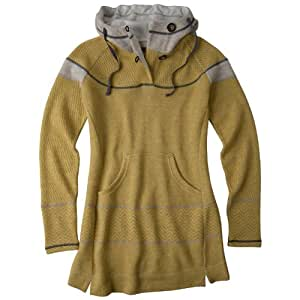 Prana Women's Caitlyn Tunic Sweater, Agave, X-Small