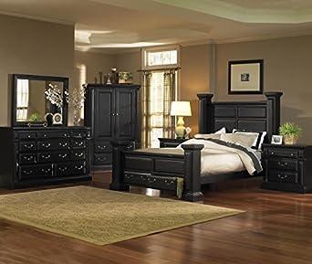 Progressive Furniture 61658-23 Drawer Dresser TorreonCollection