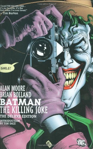Batman The Killing Joke Deluxe Edition by DC Comics
