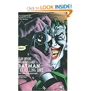 Batman: The Killing Joke, Deluxe Edition by Alan Moore and Brian Bolland
