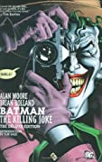 Batman: The Killing Joke, Deluxe Edition by Alan Moore, Brian Bolland cover image
