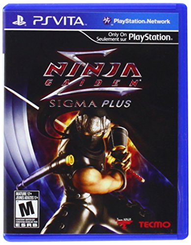 Ninja Gaiden Sigma Plus - Playstation Vita
