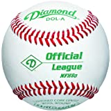 Diamond DOL-A Official League NFHS Baseball (12 pack)