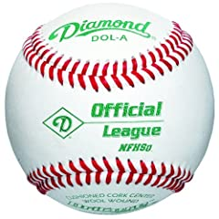 Buy Diamond DOL-A Official League NFHS Baseball (12 pack) by Diamond Sports