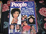 img - for People Weekly (The 25 Most Intriguing People Of The Year, December 26-January 2 , 1989) book / textbook / text book