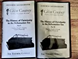 The History of Christianity in the Reformation Era Parts I II & III (The Teaching Company Great Courses, Volume 1, 2, 3)