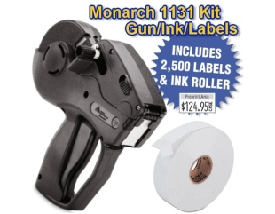Foxfire Monarch Label Gun Pricing Tools