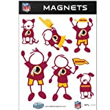NFL Washington Redskins Family Magnet Set at Amazon.com