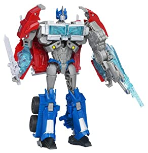 Transformers Prime Robots In Disguise Optimus Prime Autobot