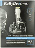 Babyliss Pro Bp71 Mens 7 In 1 Titanium Grooming System