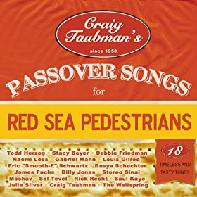 Craig Taubman's Passover Songs for Red Sea Pedestrians