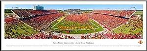 Buy Iowa State Cyclones - Framed Panoramic Photo by Blakeway
