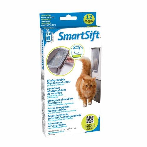 folie-fur-die-abfallwanne-smart-sift-katzentoilette-12er-pack
