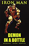 img - for Iron Man: Demon in a Bottle book / textbook / text book