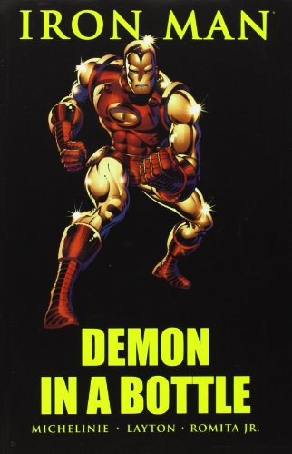 iron man demon in a bottle marvel comics taschenbuch. Black Bedroom Furniture Sets. Home Design Ideas