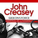 Gideon's Force: Gideon of Scotland Yard, Book 22 Audiobook by John Creasey Narrated by Barnaby Edwards
