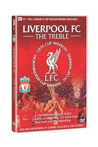 Liverpool - The Treble Dvd by ITV Studios Home Entertainment