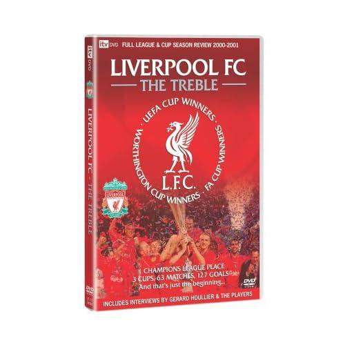 Liverpool The Treble Season Review 2000   2001 (2007) [DVDRip (DivX)] preview 0