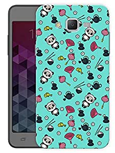 """Humor Gang Cute Baby Pandas Printed Designer Mobile Back Cover For """"Samsung Galaxy J5"""" (3D, Matte, Premium Quality Snap On Case)"""