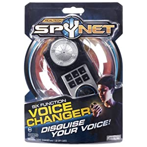 Spy Net: Secret Identity Voice Changer