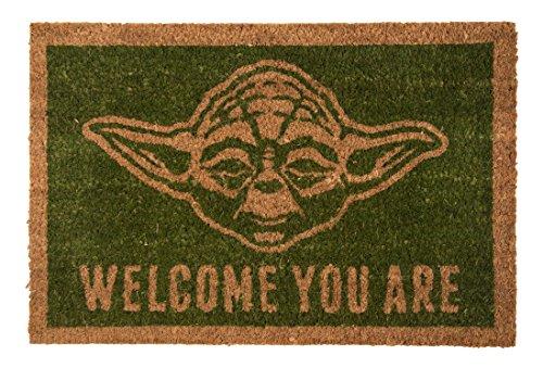 Star Wars Yoda Benvenuto sei zerbino