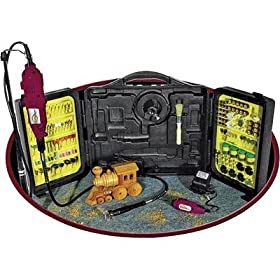 - Northern Industrial 245-Pc. Rotary Tool Kit - RP2145CK
