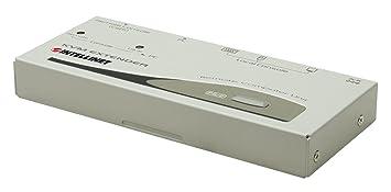 Extendeur Intellinet KVM PS/2 max. 150 M-Commutateur et hub