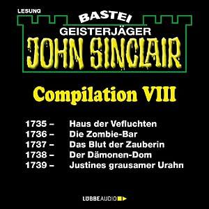 John Sinclair Compilation VIII Hörbuch