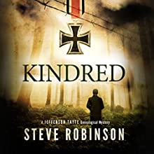 Kindred: Jefferson Tayte Genealogical, Book 5 Audiobook by Steve Robinson Narrated by Simon Vance