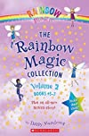 Rainbow Magic Books #5-7 - Plus New Story (Rainbow Magic Collection)