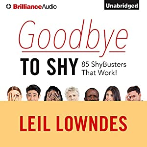 Goodbye to Shy Audiobook