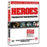Heroes: Greatest War Movies Ever! (Help For Heroes Charity DVD)