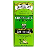 Green Earl Grey Dark Chocolate Bar