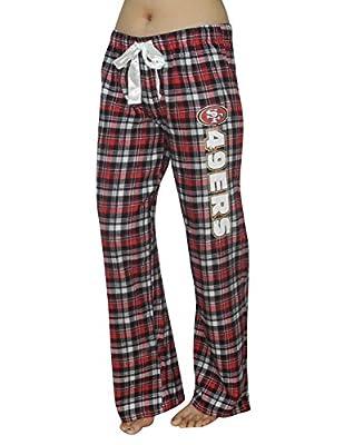 NFL San Francisco 49ers WOMENS Vintage Look Fall / Winter Pajama Pants