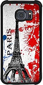 PrintVisa 2D-SGS6-D8116 Travel Paris Eifel Case Cover for Samsung Galaxy S6 (SM-G920i)