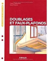 Doublages et faux-plafonds