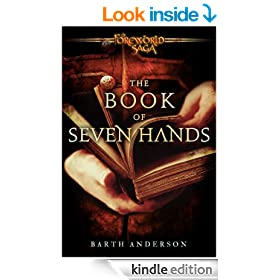 The Book of Seven Hands: A Foreworld SideQuest (The Foreworld Saga)