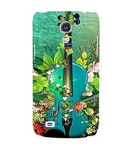 EPICCASE classy violin Mobile Back Case Cover For Samsung Galaxy S4 (Designer Case)
