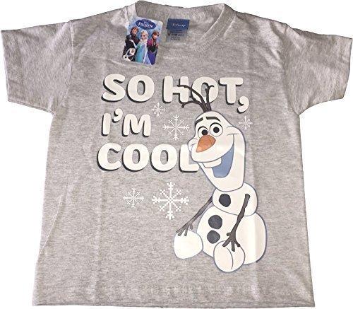 Palo-de-golf-para-nios-Olaf-Frozen-Anna-Frozen-T-camiseta-de-manga-corta-de-Elsa-de-mueco-de-nieve-con-T-de-manga-corta-de-mujer-de-Manny-manitas-varios-diseos