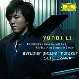 echange, troc Yundi Li - Prokofiev : Concerto Pour Piano N°2 - Ravel : Concerto En Sol Majeur