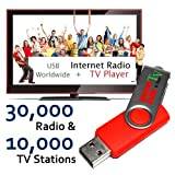 S9D New USB Web Video Player Internet World TV Radio Station UK