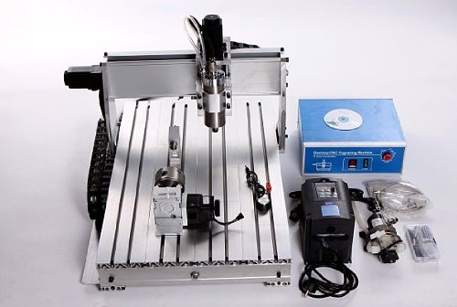 Buy Discount Huhushop(TM) Professional CNC 6040z 3D Engraver Engraving Machine Water Cooled CNC Rout...