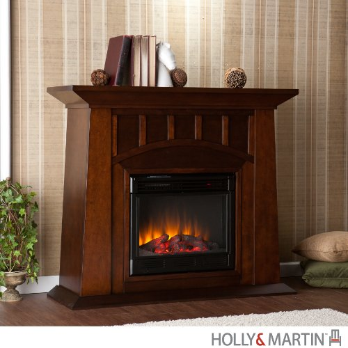 Laslo Electric Fireplace photo B009PRYFCS.jpg