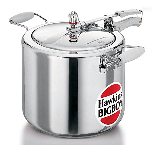 Hawkings Bigboy Aluminium Pressure Cooker (Hawkins Big Boy Cooker compare prices)
