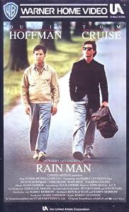 Rain Man [VHS]