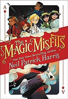Book Cover: The Magic Misfits