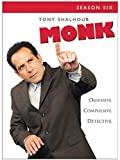 Monk: Season Six (4pc) (Ws Sub Dol Slim Slip) [DVD] [Import]